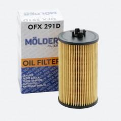 Фильтр масляный MOLDER OFX291D (аналог WL7422/OX401DE/HU6122X)