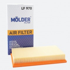 Фильтр воздушный MOLDER LF970 (аналог WA6762/LX1080/C30931)