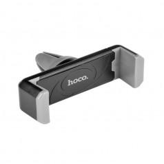 Автодержатель для телефона Hoco Air Vent черно-серый (CPH01)