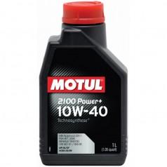 Моторное масло Motul 2100 Power+ 10W-40 1L (397701)