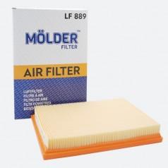 Фильтр воздушный MOLDER LF889 (аналог WA6699/LX999/C301251)