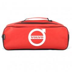 Сумка-органайзер в багажник красная полиэстер BELTEX Volvo (SU58)