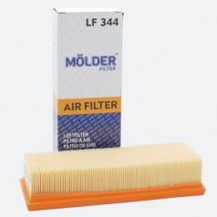 Фильтр воздушный MOLDER LF344 (аналог WA6204/LX454/C24401)
