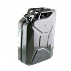 Канистра металлическая для бензина 20 л BELAUTO с усиленным дном (KS20)