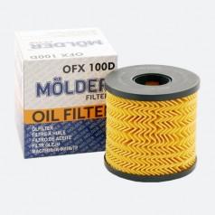 Фильтр масляный MOLDER OFX100D (аналог WL7306/OX210DE/HU923X)