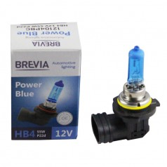 Галогеновая лампа BREVIA HB4 POWER BLUE 12104PBC