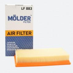 Фильтр воздушный MOLDER LF883 (аналог WA6703/LX993/C29871)