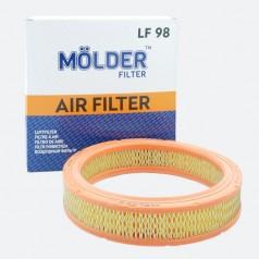 Фильтр воздушный MOLDER LF98 (аналог WA6383/LX208/C28522)