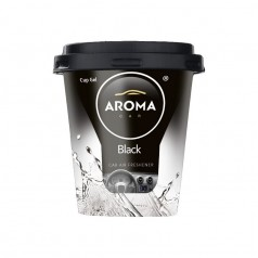 Ароматизатор Aroma Car Cup Gel Black