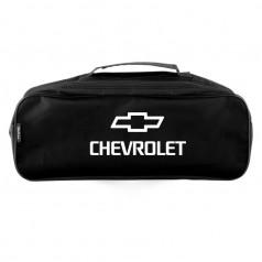 Сумка-органайзер в багажник черная полиэстер BELTEX Chevrolet (SU13)