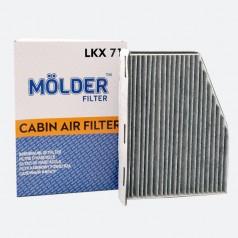 Фильтр салонный MOLDER LKX71 (аналог WP9147/LAK18)
