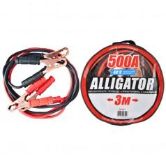 Пусковые провода ALLIGATOR BC651 CarLife 500A 3м сумка