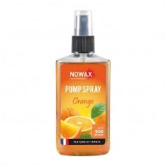 Ароматизатор Nowax Pump Spray 75 мл Orange (NX07524)