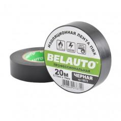 Изолента BELAUTO черная 20 м (BI72)