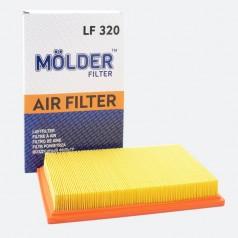 Фильтр воздушный MOLDER LF320 (аналог WA6221/LX430/C29912)