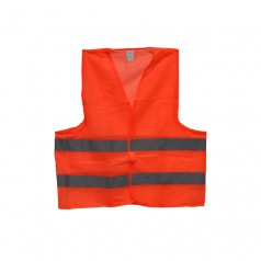 Сигнальный жилет оранжевый, XL, 100 gr/m2