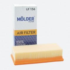 Фильтр воздушный MOLDER LF156 (аналог WA6176/LX266/C2039)