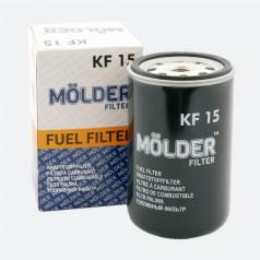 Фильтр топливный MOLDER KF15 (аналог 33358E/KC24/WK723)