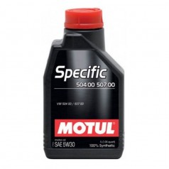Моторное масло MOTUL Specific 5W-30 (504.00 507.00) 1L (838711)