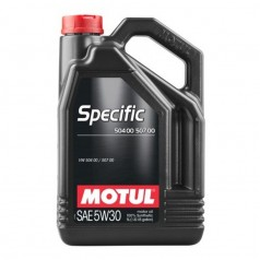 Моторное масло MOTUL Specific 5W-30 (504.00 507.00) 5L (838751)