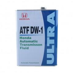 Трансмиссионное масло Honda ATF DW-1 FLUID 4 литра 08266-99964