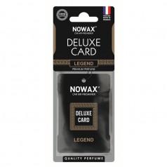 Ароматизатор целлюлозный 6 г Nowax Delux Card Legend (NX07730)