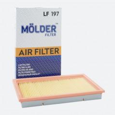 Фильтр MOLDER Воздушный (WA9464/LX307/C2964) (LF197)