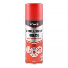 Белая литиевая смазка NOWAX 200мл NX20500