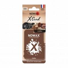 Ароматизатор на зеркало NOWAX X Card Coffee (NX07541)