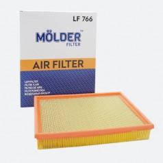 Фильтр воздушный MOLDER LF766 (аналог WA6562/LX876/C321541)