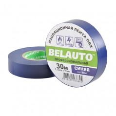 Изолента BELAUTO синяя 30 м (BI64)
