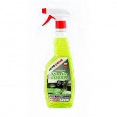 Очиститель пластика 500 мл AUTO DRIVE Plastic Cleaner Extra Clean (AD0054)