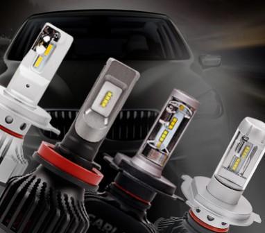 Чем между собой отличаются светодиодные автолампы Carlamp