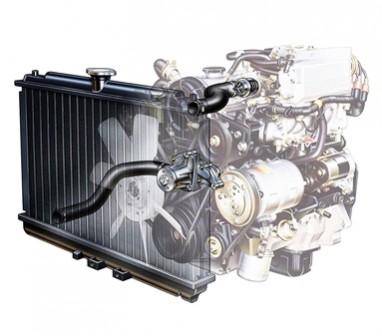 Система охлаждения двигателя автомобиля — общее устройство и принцип работы