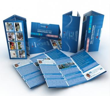 Как сделать брошюру или буклет — нюансы и детали