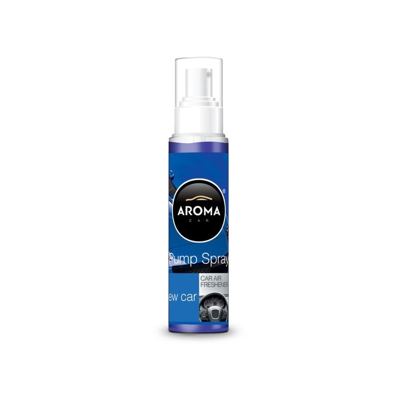 Ароматизатор Aroma Car Pump Spray 75 мл NEW CAR