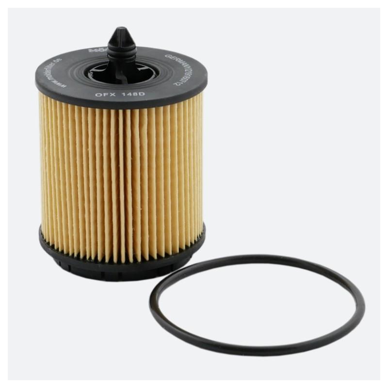 Масляный фильтр MOLDER аналог WL7295/OX258DE/HU6007X (OFX148D)