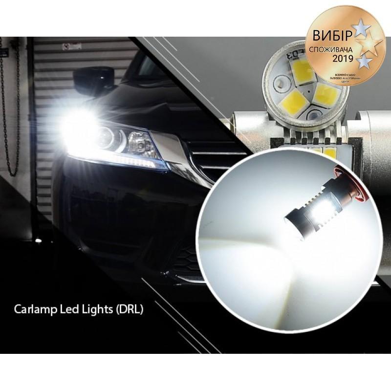 Светодиодные автолампы CARLAMP 4G-Series W21W-T20 (4G21/7440)