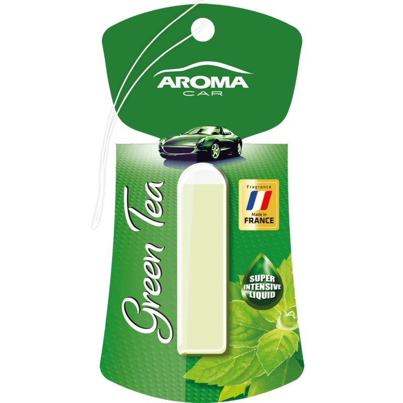 Ароматизатор Aroma Car Drop Control Green Tea Зеленый чай