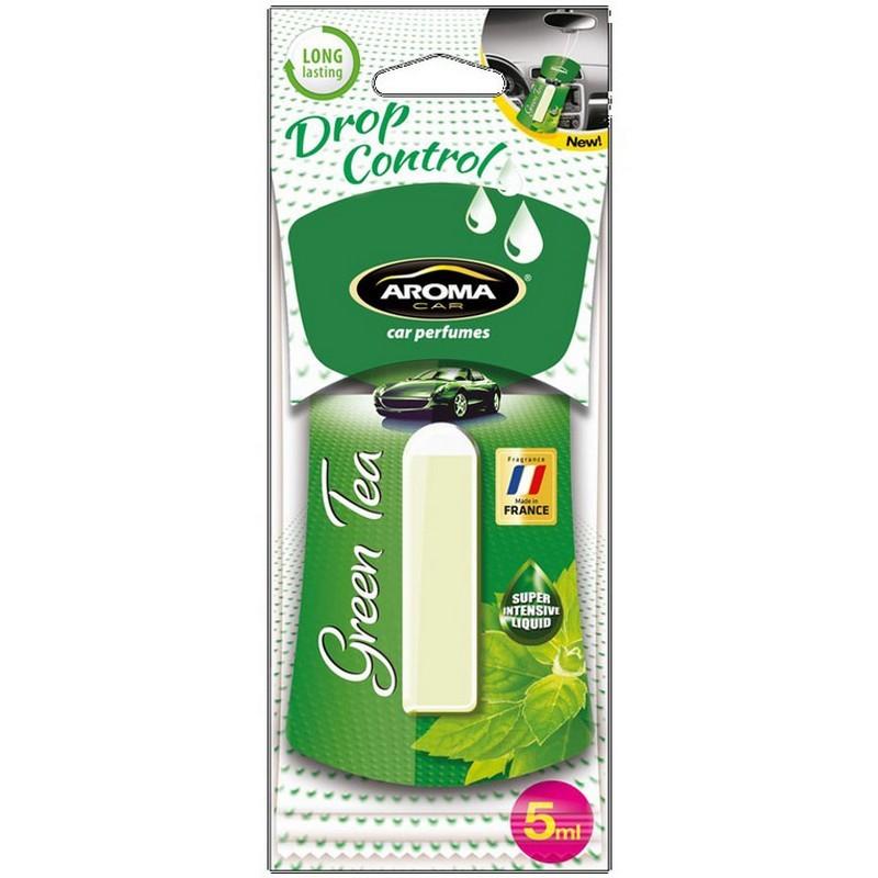 Ароматизатор Aroma Car Drop Control Green Tea Зеленый чай