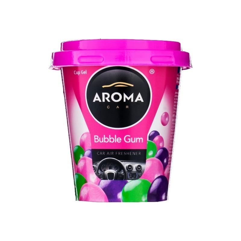 Ароматизатор Aroma Car Cup Gel Bubble Gum