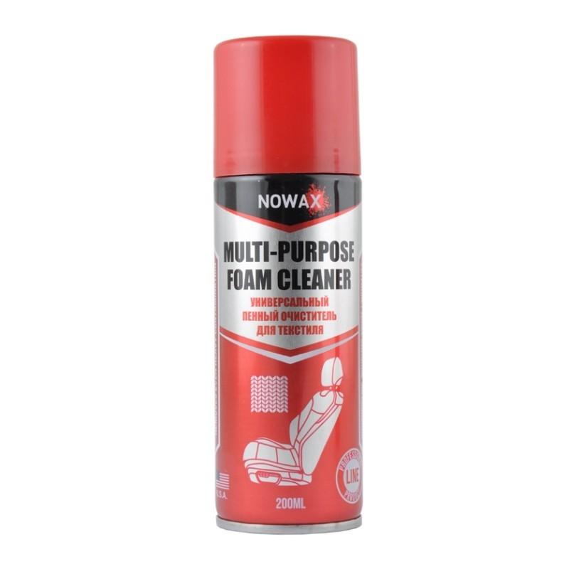 Универсальный очиститель текстиля NOWAX (NX20021) 200мл