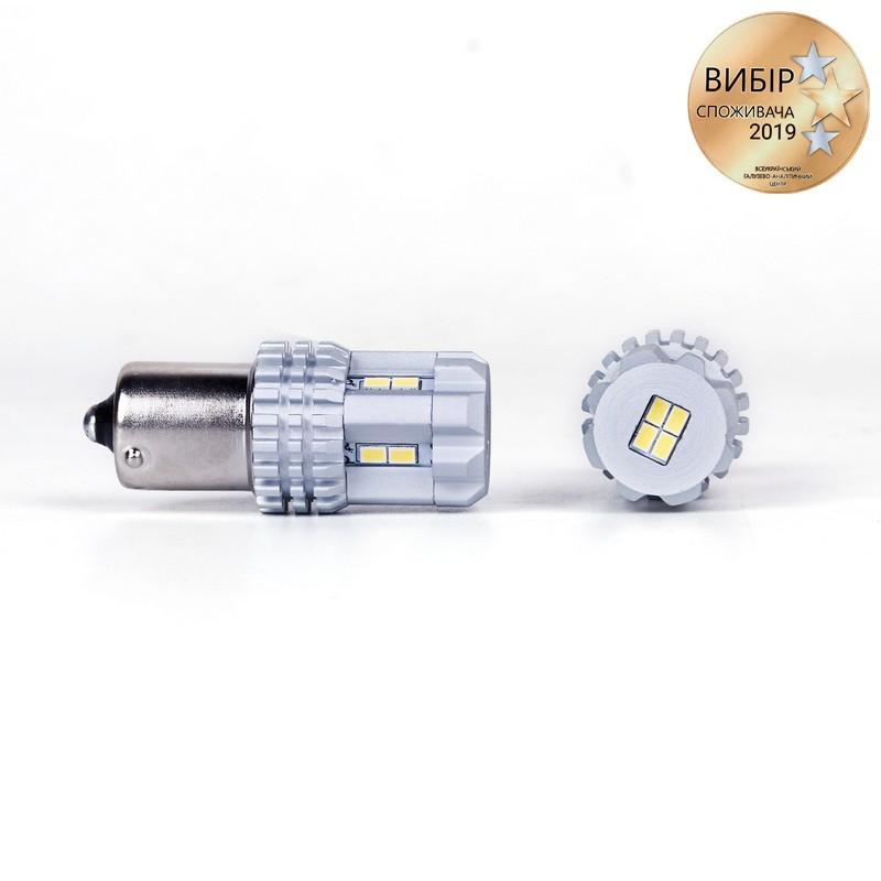 Светодиодные автолампы CARLAMP 5K-Series P21W (5K211156)