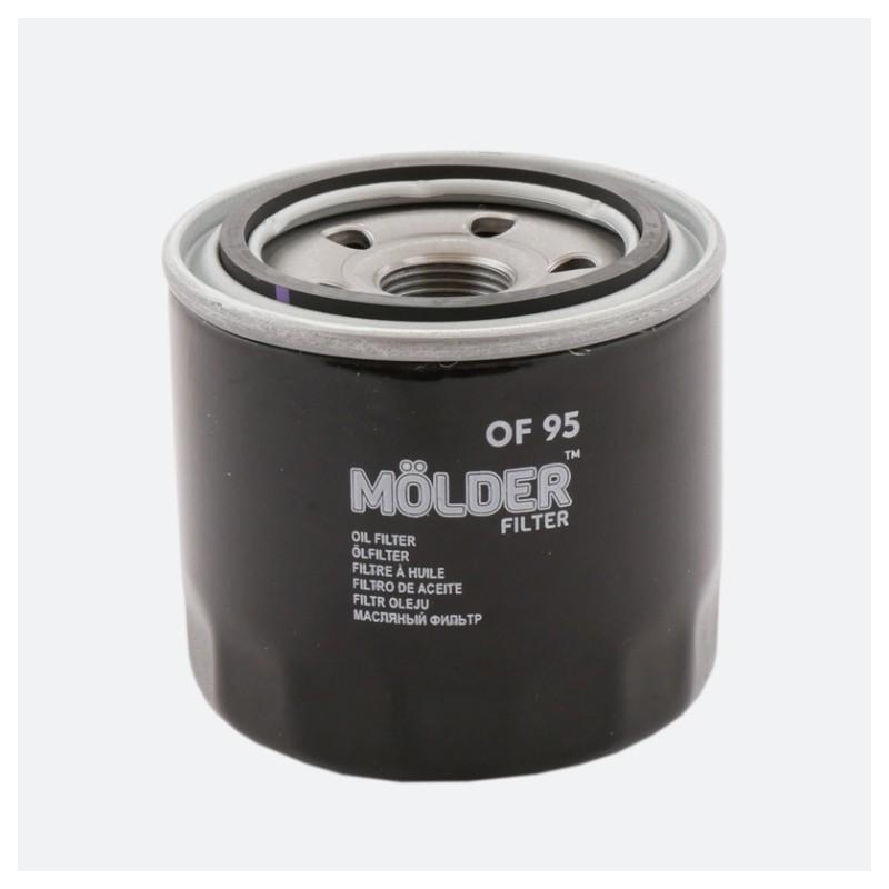 Масляный фильтр MOLDER аналог WL7171/OC205/W81180 (OF95)
