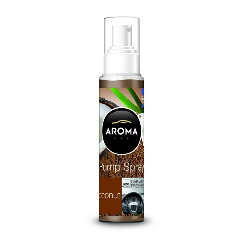 Ароматизатор Aroma Car Pump Spray 75 мл COCONUT