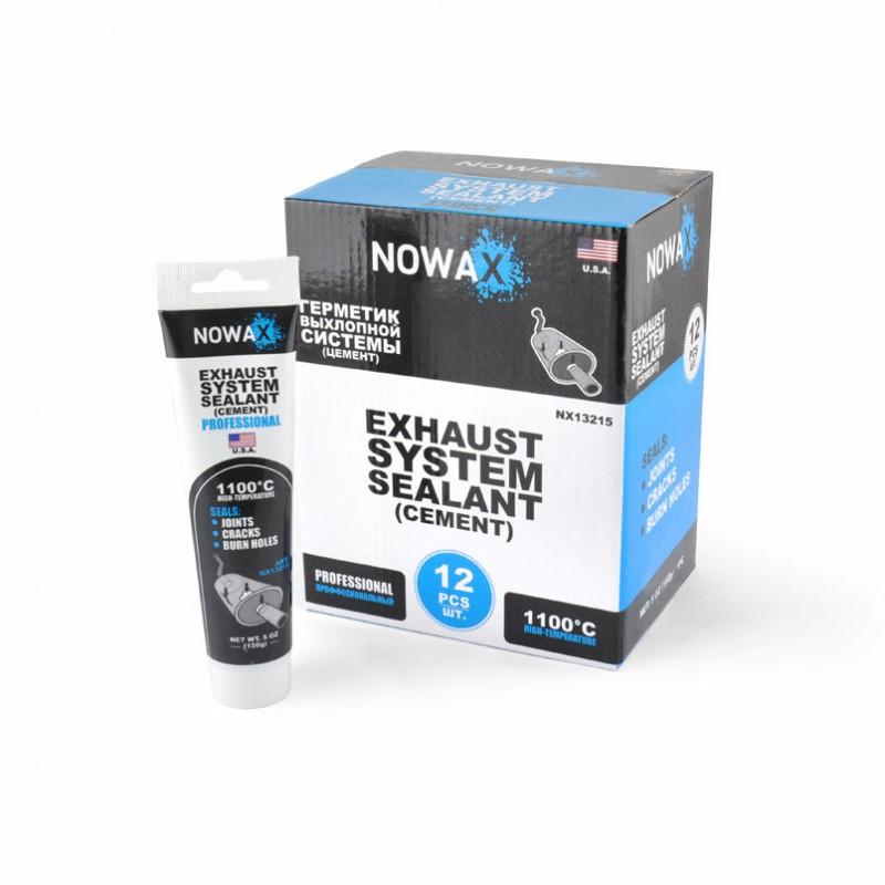 Керамический герметик NOWAX Exhaust System Sealant (CEMENT)