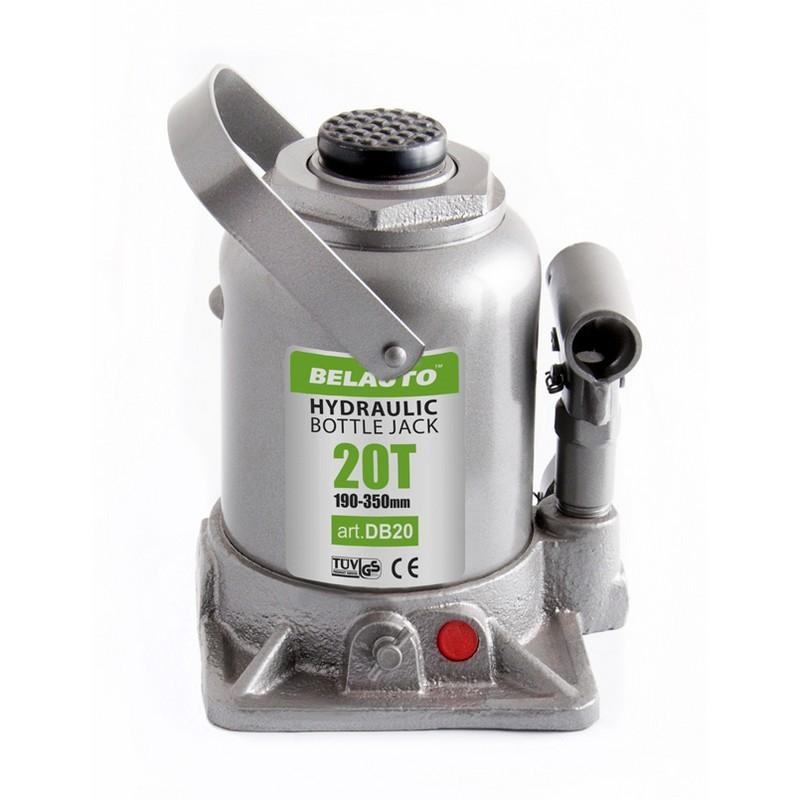 Домкрат бутылочный BELAUTO DB20 20т 190-350мм