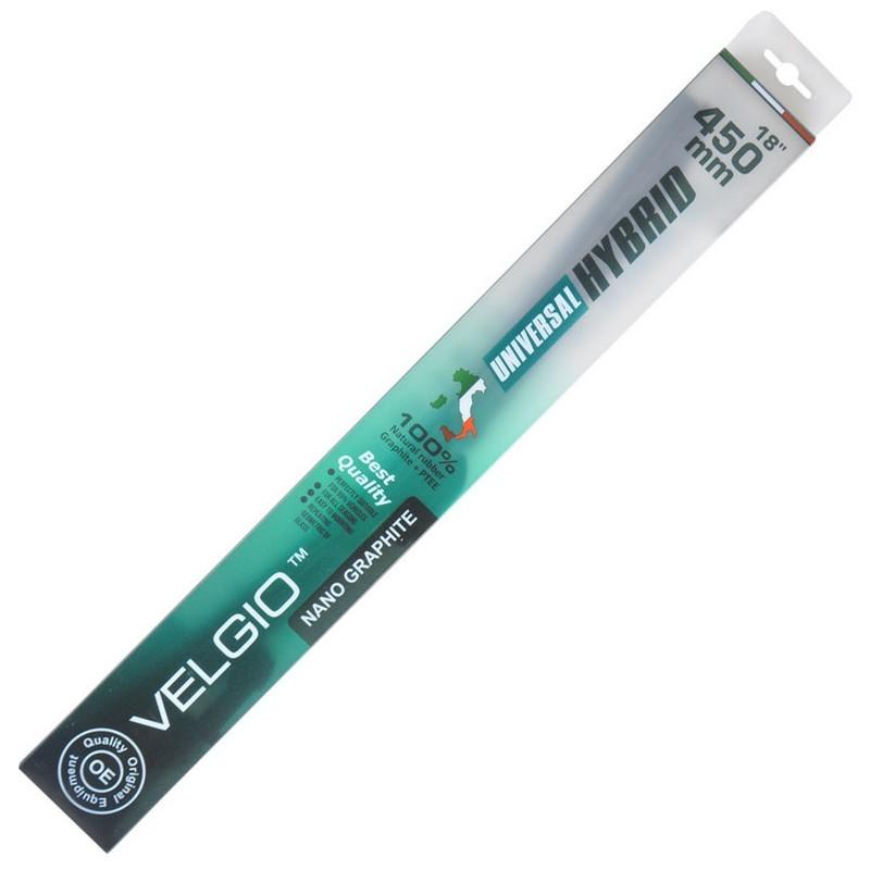 Дворник VELGIO Hybrid Multi Clip (450мм-18'')
