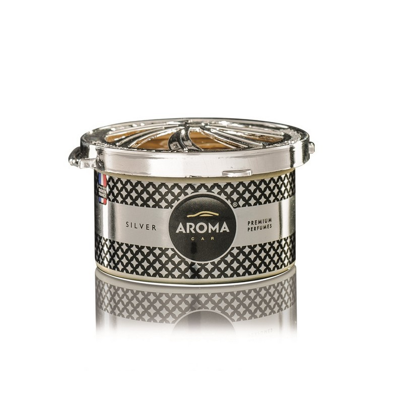 Ароматизатор Aroma Car Prestige Organic Silver