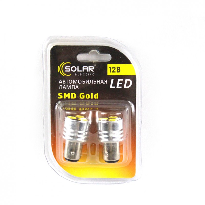 12V LED P21/5W 3smd